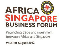 Digital Communications for the Africa Singapore Business Forum 2014